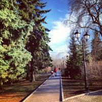 Снимок сделан в Дендрологический парк пользователем Lena 4/30/2013