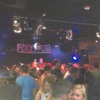 Photo taken at Pickles Pub by Berna S. on 7/24/2013