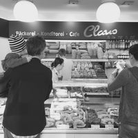 Photo taken at Bäckerei Claus by Andreas S. on 5/28/2017