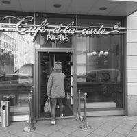 Das Foto wurde bei Café à la Carte von Andreas S. am 2/24/2016 aufgenommen