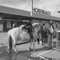 Photo taken at HORNBACH by Andreas S. on 3/5/2016
