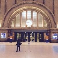 Das Foto wurde bei Promenaden Hauptbahnhof Leipzig von Andreas S. am 2/11/2016 aufgenommen