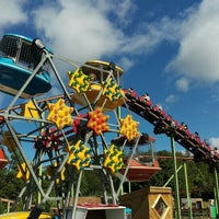 Photo taken at Lightwater Valley by Paul B. on 8/21/2016