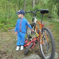 Снимок сделан в Hevossalmen uimaranta пользователем Ilja P. 6/6/2015