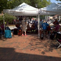 Photo taken at The Public Square - Dahlonega by Casey H. on 9/7/2013