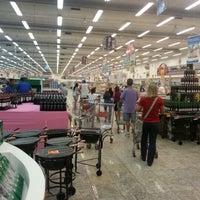 Photo taken at Supermercados Guanabara by Voner A. on 1/17/2013