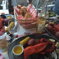 Photo taken at Schooners by Maria D. on 8/12/2015