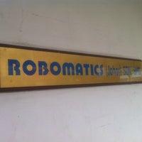 Photo taken at Robomatics Sdn Bhd by Nordin K. on 4/17/2014
