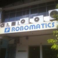 Photo taken at Robomatics Sdn Bhd by Nordin K. on 3/12/2014