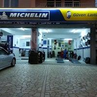 Photo taken at Michelin-Güven Lastik by Şevval G. on 6/25/2013