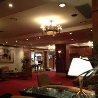 Photo taken at Polat Erzurum Resort Hotel by Askin A. on 1/15/2013