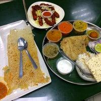 Photo taken at Ananda Bhavan Restaurant by Ezza S. on 1/5/2018