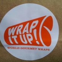 Photo taken at Wrap It Up by Godwyns O. on 6/13/2013