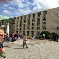Photo taken at Pariser Platz by F. m. on 8/11/2013