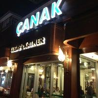 1/25/2013 tarihinde Sinan Ç.ziyaretçi tarafından Çanak Kebap & Katmer'de çekilen fotoğraf