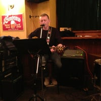 Photo taken at Finnegan's Irish Pub by Julie A. on 3/7/2013