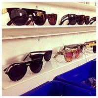 Photo taken at Lunetz Showroom by LUNETZ M. on 9/29/2013