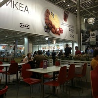 Photo taken at IKEA Restaurant by Дарья М. on 4/28/2013