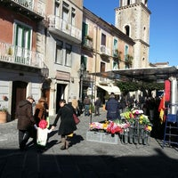 Photo taken at Teggiano by Peppino F. on 2/23/2014