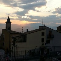 Foto scattata a Pacentro da Peppino F. il 8/23/2013