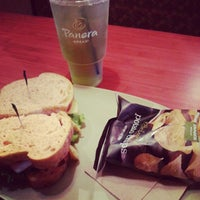 Photo taken at Panera Bread by AlluponDiaz on 1/9/2013