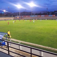 Photo taken at Ciudad Deportiva Valencia C.F by futbolenvalencia .. on 4/3/2013
