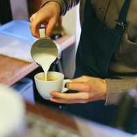 Photo taken at Double B Coffee & Tea by Sergey K. on 3/1/2014
