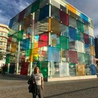 Foto tomada en Centre Pompidou Málaga por Toti V. el 11/12/2017