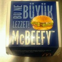 Foto diambil di McDonald's oleh Gizem Y. pada 1/16/2013