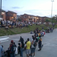 Photo taken at Pista de Skate do Morro da Liberdade by ROmulo G. on 4/1/2013