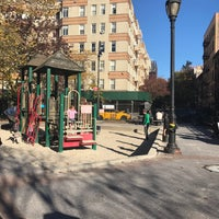 Photo taken at Bleecker Playground by Rebecka W. on 11/13/2016