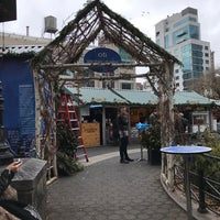 Photo taken at Union Square Holiday Market by Rebecka W. on 12/5/2017