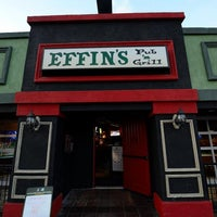 Photo taken at Effins Pub & Grill by Effins Pub and Grill on 1/15/2013