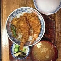 Photo taken at そば処朝日山 by Christopher M. on 9/24/2016