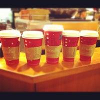 Photo taken at Starbucks by Trey H. on 11/27/2012
