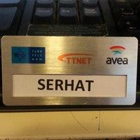 Photo taken at Türk Telekom - A.Osman Sönmez by Serhat G. on 1/3/2014