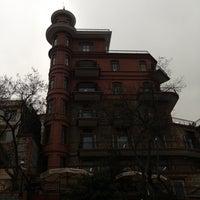 Photo taken at Borusan Contemporary by Ertan K. on 2/23/2013