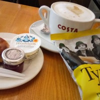 Photo taken at Costa Coffee by Chris M. on 7/11/2017