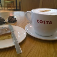 Photo taken at Costa Coffee by Chris M. on 8/7/2015