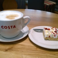 Photo taken at Costa Coffee by Chris M. on 5/28/2015