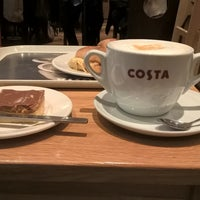 Photo taken at Costa Coffee by Chris M. on 9/3/2016