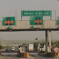 Photo taken at Akıncı Gişeleri by Z@feR on 5/30/2013