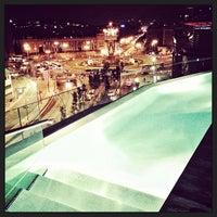 Photo taken at B-Hotel by Javi S. on 7/11/2013