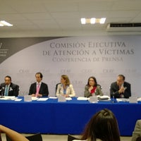 Photo taken at Comisión Ejecutiva De Atención A Víctimas by Daniel R. on 3/28/2014