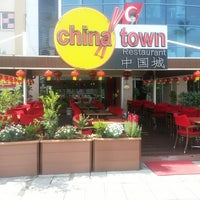 Photo taken at China Town by Ugur T. on 5/29/2013