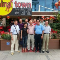 Photo taken at China Town by Ugur T. on 5/24/2013