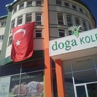 Photo taken at Doğa Koleji by Sevde★ A. on 9/16/2013