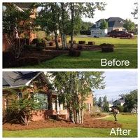 Photo taken at Blades of Grass lawn Care, LLC by Blades of Grass lawn Care, LLC on 7/29/2014