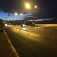 Photo taken at Adıyaman 3.,Çevre Yolu by Ali Rıza S. on 2/27/2018
