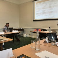 Photo taken at Farnham Castle Briefings, Conference, Events by Felix E. on 6/5/2014